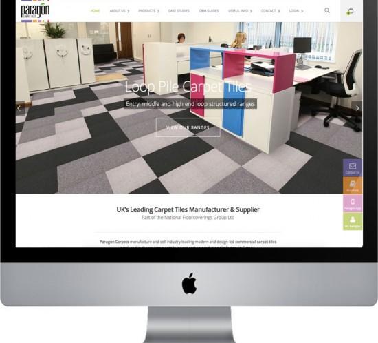 paragon website